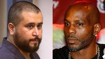 George Zimmerman and DMX