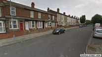 James Turner Street in Winson Green, Birmingham. Pic: Google