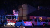 A Fire at a home in Conyers, Atlanta, has claimed the lives of four children. Photo Credit MyFoxAtlanta.com