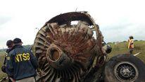 UPS Plane Crashes Near Alabama Airport. Pic: NTSB