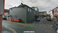 Google Street View image of Walmer St East in Manchester