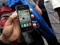 The Apple iPhone 4