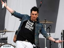 Ian Watkins Reading Festival 2010 - Day One