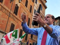 Italy's Democratic party (PD) leader Pie