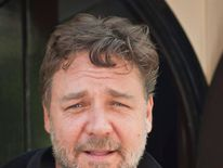 Oscar-winning actor Russell Crowe