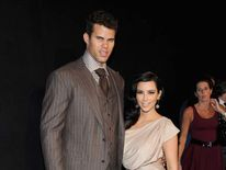 A Night Of Style & Glamour To Welcome Newlyweds Kim Kardashian And Kris Humphries - Arrivals