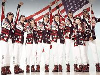 Ralph Lauren uniforms for US athletes at Winter Olympics,