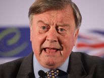 Britain's Trade Envoy Ken Clarke