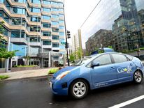 US-IT-GOOGLE-SELF DRIVING CAR