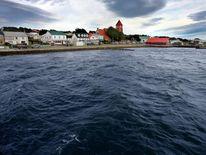 Port Stanley in the Falklands