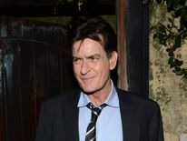 Charlie Sheen June 2012