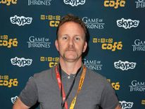 Morgan Spurlock at Comic-Con in San Diego