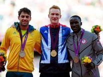 Mitchell Watt Greg Rutherford Will Claye Long Jump