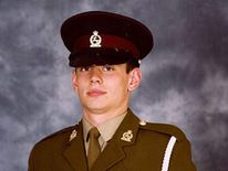Lance Corporal Kenneth Rowe