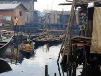 Makoko coastal slum
