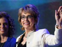 Gabrielle Giffords At Democratic National Committee
