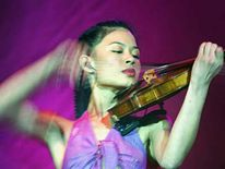 PG Vanessa Mae violin rich list