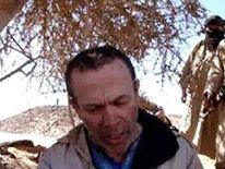 British hostage Edwin Dyer held by al Qaeda in the Islamic Maghreb