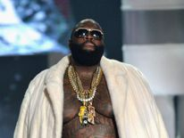Rick Ross performs onstage at the 2012 BET Hip Hop Awards