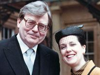 Sir Edward Downes and his wife Lady Joan