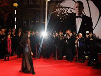 Skyfall: James Bond Premiere Attended By Naomie Harris