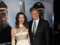 Robert Zemeckis with wife, Leslie Harter Zemeckis