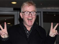 New Radio 2 breakfast show presenter Chris Evans
