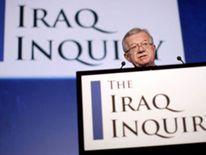 Sir John Chilcot Iraq inquiry