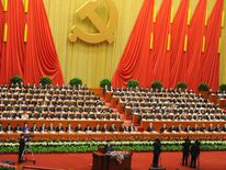 Communist Party Congress Opens