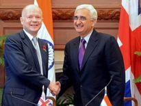 INDIA-BRITAIN-DIPLOMACY
