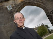 Bishop of Durham Justin Welby
