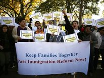 Activists Rally For Comprehensive Immigration Reform In Washington