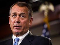 131112 $$ US John Boehner