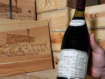 Romanee-Conti wine