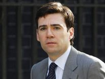 Andy Burnham Labour MP for Leigh