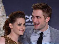 Kristen Stewart and Robert Pattinson at the Berlin premiere of The Twilight Saga: Breaking Dawn - Part 2