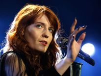 Florence + The Machine perform at the 02 Arena