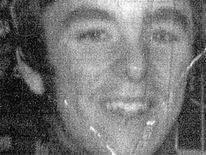 'Disappeared' victim Peter Wilson