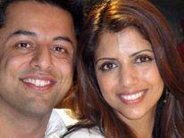 Shrien and Anni Dewani