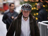 Andrew Marr in December 2012 before his stroke