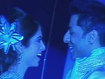 Anni and Shrien Dewani pictured dancing at their wedding (Family video)