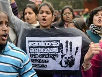 India rape protests