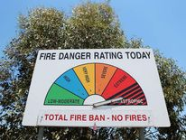 NSW declared total fire ban