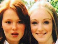 Charlotte Thompson (left) and Olivia Bazlinton were killed at Elsenham train station, Essex, in 2005