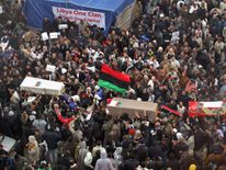 Protests continue in Libya