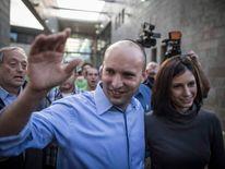 Naftali Bennett Casts His Vote In Israel's General Election