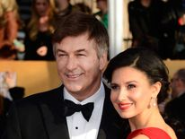Alec Baldwin and Hilaria Thomas Baldwin