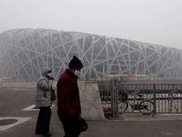 Beijing Air Pollution Reaches Dangerous Level