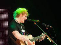 Ed Sheeran In Concert - New York, NY