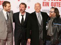 'Die Hard - Ein Guter Tag Zum Sterben' Germany Premiere